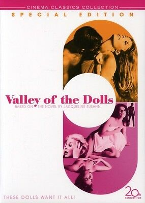 Valley Of The Dolls [New DVD] Special Edition, Sensormatic