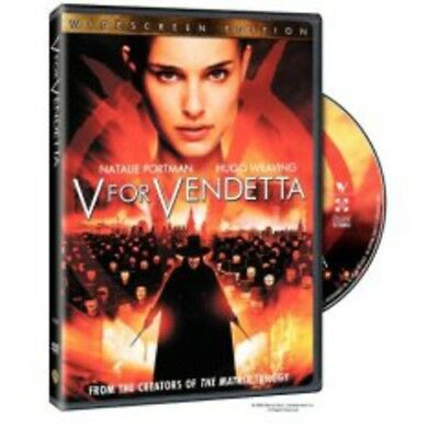 V for Vendetta [New DVD] Ac-3/Dolby Digital, Dolby, Dubbed, Subtitled, Widescr