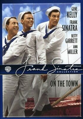 On the Town [New DVD] Amaray Case, Dubbed, Subtitled, Standard Screen