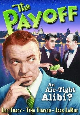 The Payoff [New DVD] Black & White