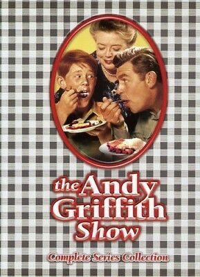 The Andy Griffith Show: Complete Series Collection [New DVD] Full Frame, Gift