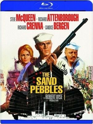 The Sand Pebbles [New Blu-ray] Dolby, Digital Theater System, Dubbed, Ac-3/Dol