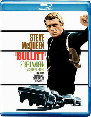 Bullitt [New Blu-ray] Dolby, Dubbed, Subtitled, Widescreen