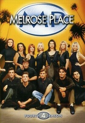 Melrose Place: Fourth Season [New DVD] Full Frame, Sensormatic