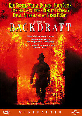 Backdraft [New DVD] Widescreen