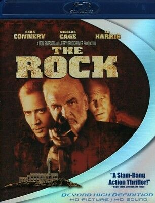 The Rock [New Blu-ray] Ac-3/Dolby Digital, Dolby, Dubbed, Subtitled, Widescree