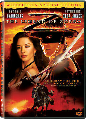 The Legend of Zorro [New DVD] Ac-3/Dolby Digital, Dolby, Dubbed, Subtitled, Wi
