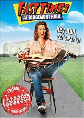 Fast Times at Ridgemont High [New DVD] Special Edition, Subtitled, Widescreen,