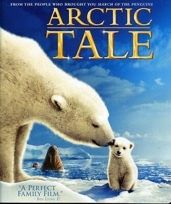 Arctic Tale [New DVD HD] Ac-3/Dolby Digital, Dolby, Dubbed, Subtitled, Widescr