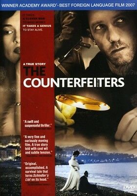 The Counterfeiters [New DVD] Ac-3/Dolby Digital, Dolby, Dubbed, Subtitled, Wid