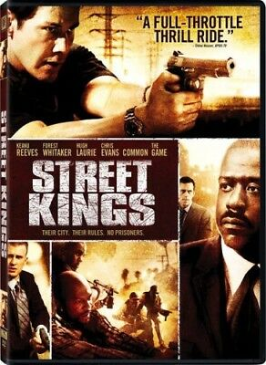 Street Kings [New DVD] Ac-3/Dolby Digital, Dolby, Dubbed, Subtitled, Widescree