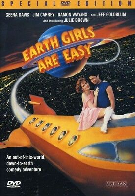 Earth Girls Are Easy [New DVD]