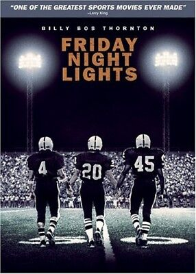 Friday Night Lights [New DVD] Ac-3/Dolby Digital, Dolby, Dubbed, Subtitled, Wi