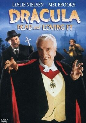 Dracula: Dead and Loving It [New DVD] Dolby, Subtitled, Widescreen