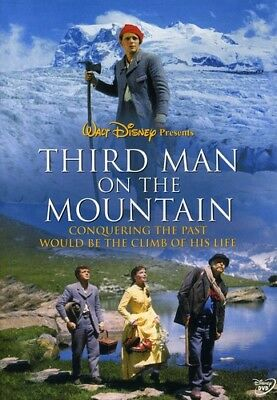 Third Man on the Mountain DVD Region 1