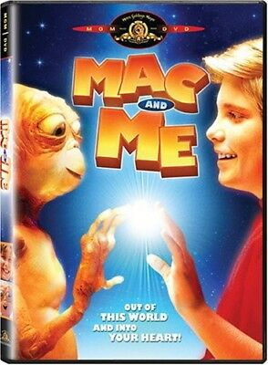 Mac and Me [New DVD] Full Frame, Repackaged, Subtitled