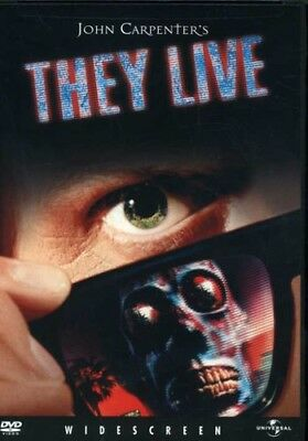 They Live [New DVD] Dolby, Subtitled, Widescreen