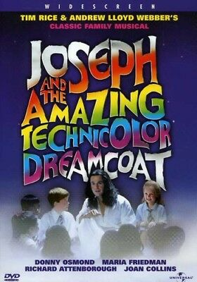 Joseph and the Amazing Technicolor Dreamcoat [New DVD]