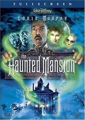 The Haunted Mansion [New DVD] Full Frame, Subtitled, Dolby