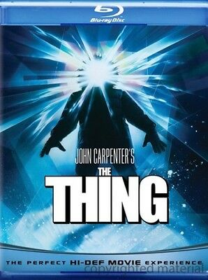 The Thing [New Blu-ray] Ac-3/Dolby Digital, Dolby, Digital Theater System, Dub