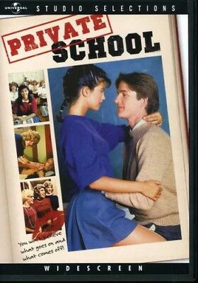 Private School [New DVD] Dolby, Subtitled, Widescreen