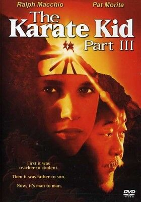 The Karate Kid Part III [New DVD] Full Frame, Subtitled, Dolby, Dubbed