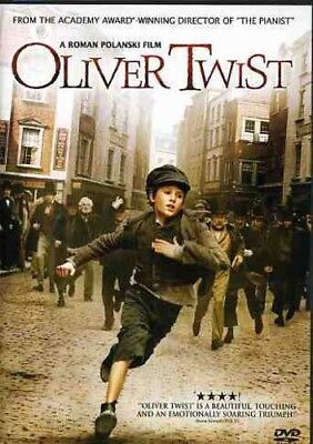 Oliver Twist (2005) [New DVD] Ac-3/Dolby Digital, Dolby, Dubbed, Subtitled, Wi