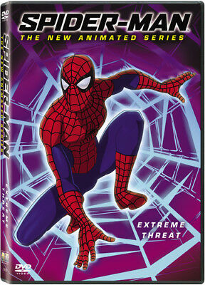 Spider-Man - New Animated Series: Exteme Threat [New DVD] Ac-3/Dolby Digital,