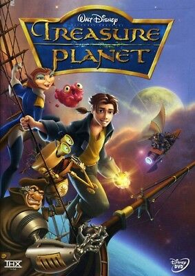 Treasure Planet [New DVD]