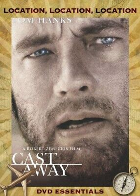Cast Away [New DVD] Widescreen, Sensormatic