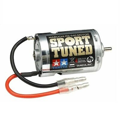 Tamiya Rs-540 Sports Tuned Electric Motor Black  T53068