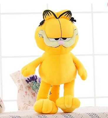 Garfield Cat Plush Soft Toys Stuffed Animal Doll 12'' Teddy Lovely Kids Gift New