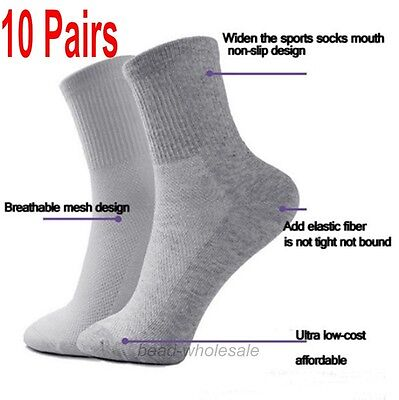 10 Pairs Men's Brand Socks/Winter Thermal Casual Soft  Cotton Sport Sock for men