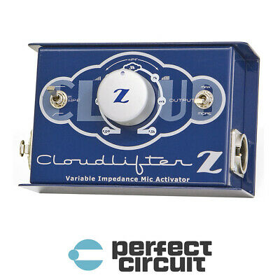 Cloud Microphones CL-Z CL Z Variable MIC ACTIVATOR - DEMO - PERFECT CIRCUIT