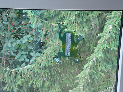 Window Thermometer Outdoor Great For Garden, Green House, Children, Gift