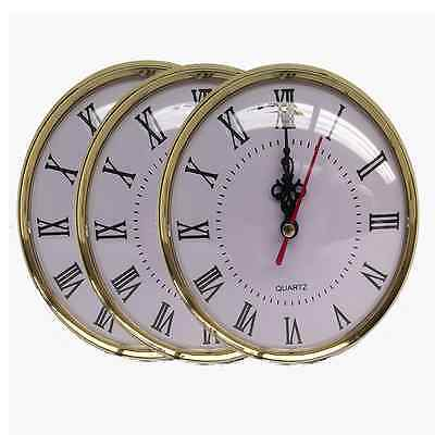 130mm Quartz Clock Insertion Movement [50 Pack]