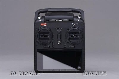yuneec typhoon 500 radio comadno touch screen