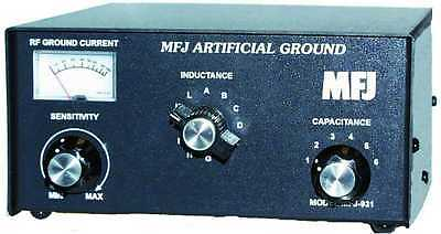 MFJ-931 1.8 To 30MHz Artificial Ground Tuner