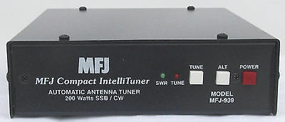 MFJ-939A Plug & Play Auto Tuner For Alinco