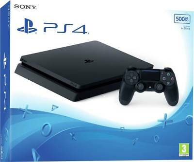 Console Playstation 4 500 Gb - Sony Ps4 - Slim - Chassis D Nuova - Offerta Promo