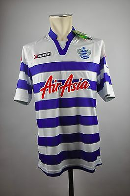 2012-13 Queens Park Rangers Trikot Home Gr. S / L Air Asia Lotto Jersey QPR