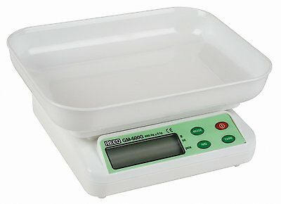REED GM-600G Digital Scale, 600g. Features LCD Display with Automatic Backlight.