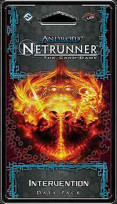 Android Netrunner - Flashpoint Cycle Data Pack - Intervention