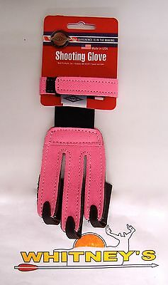 Neet Archery Products - Youth Pink Shooting Glove - Small 60069