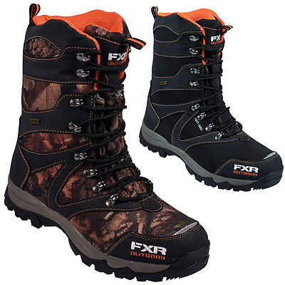 FXR Racing Renegade Trail Mens Snowboard Skiing Sled Snowmobile Boots