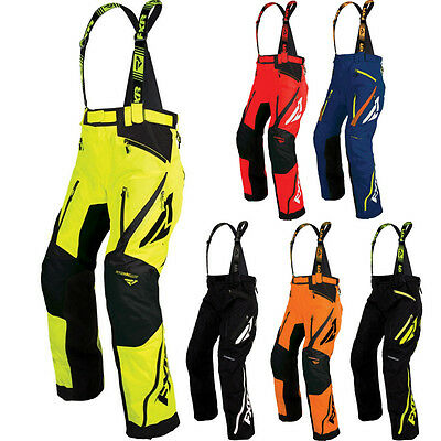 FXR Mission X Lite Mens Sled Skiing Snowboarding Snowmobile Pant