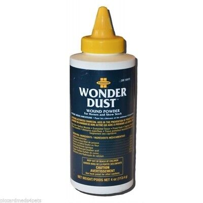 Wonder Dust Wound Dressing Powder and Blood Coagulant Open Cuts Surface wounds