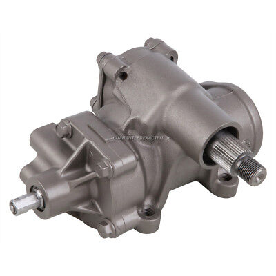 Remanufactured Genuine OEM Power Steering Gear Box Gearbox For Chevy GMC GM SUVs
