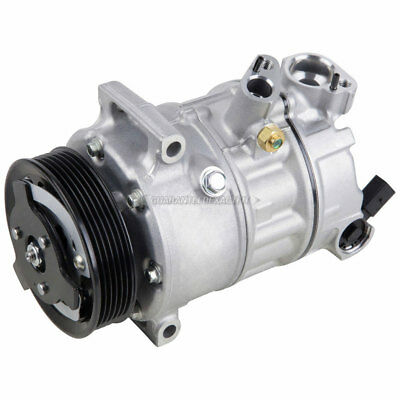 New Genuine OEM AC Compressor & A/C Clutch For Audi And VW Volkswagen