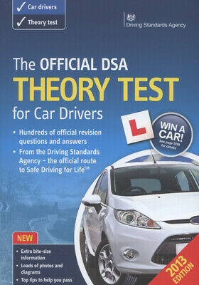 The official DSA theory test for car drivers. by Driving Standards Agency